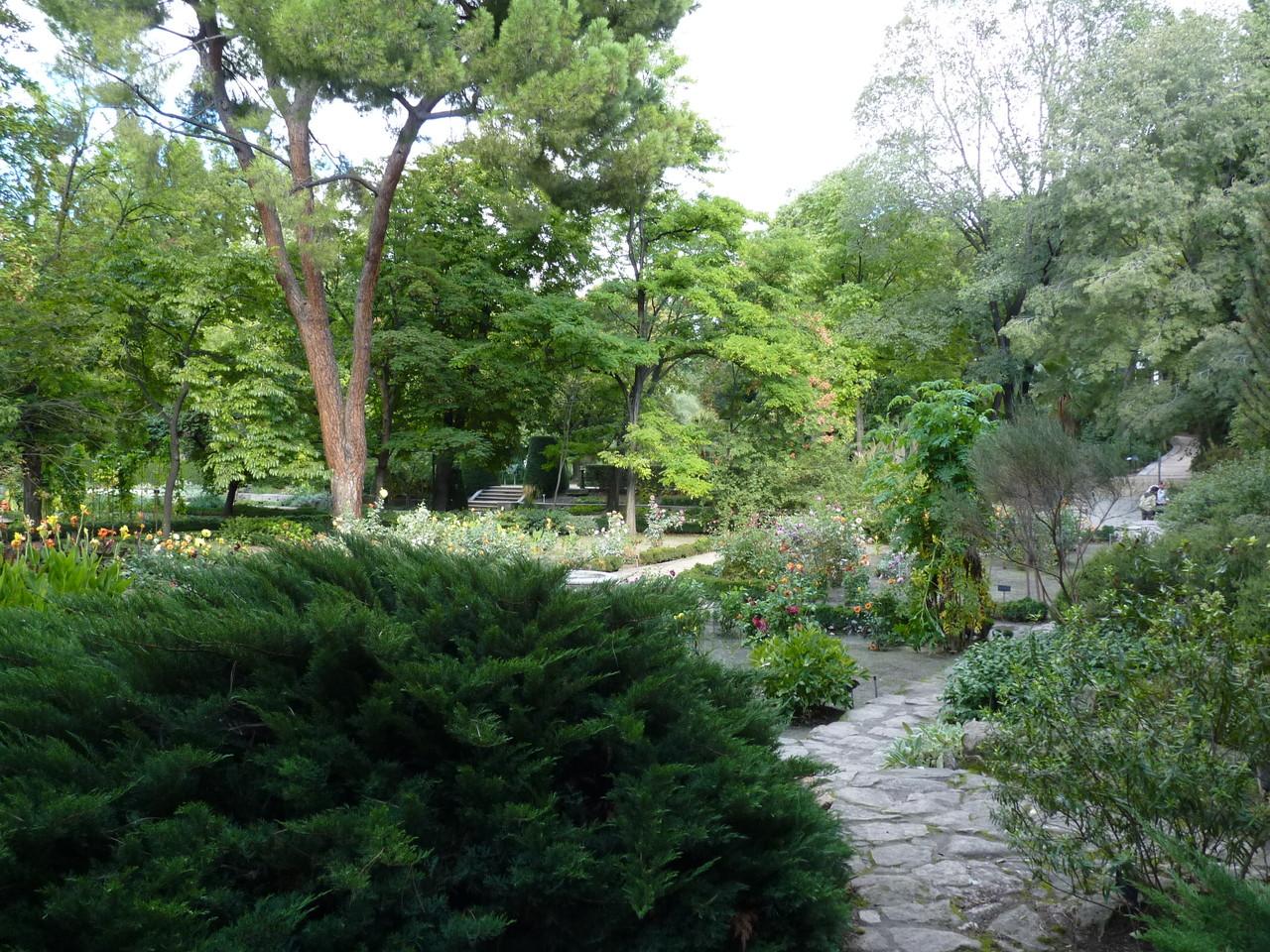 Romântica Madrid-Jardim Botânico (1).JPG