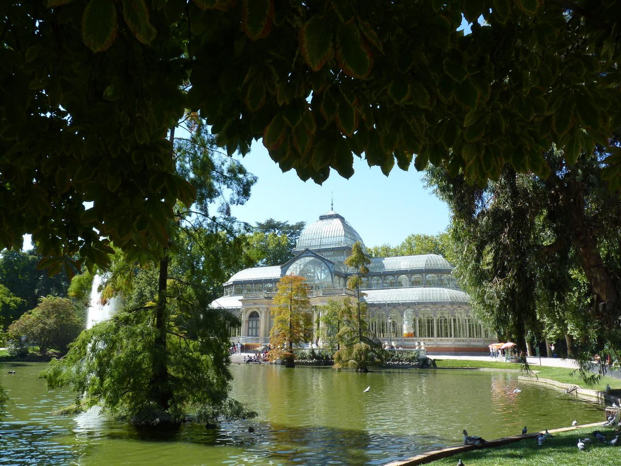 Romântica Madrid-Palácio de Cristal (1).JPG