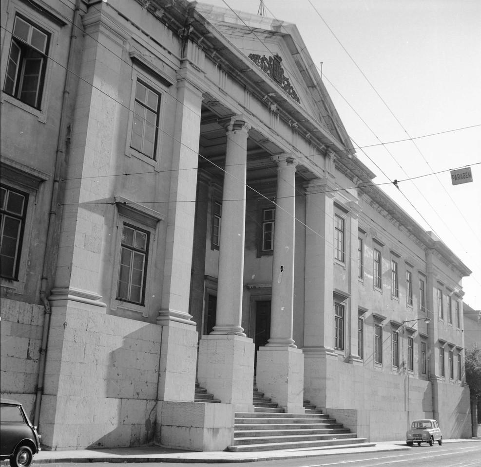Escola Politécnica de Lisboa, foto de João Brito