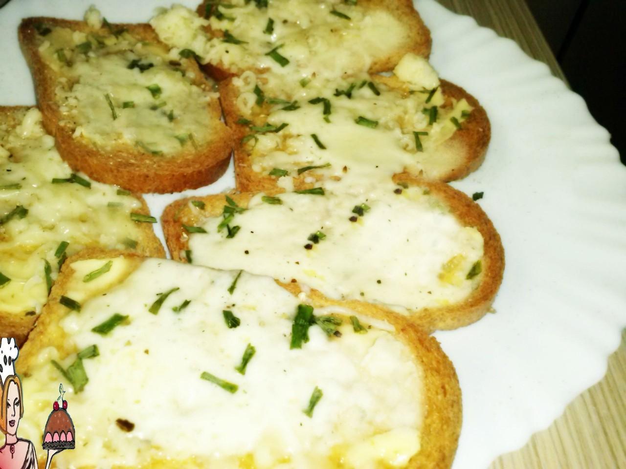 receita de tostas