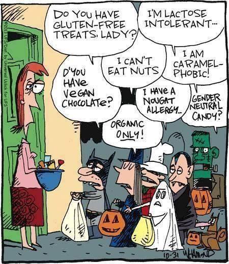 Halloween - tendências