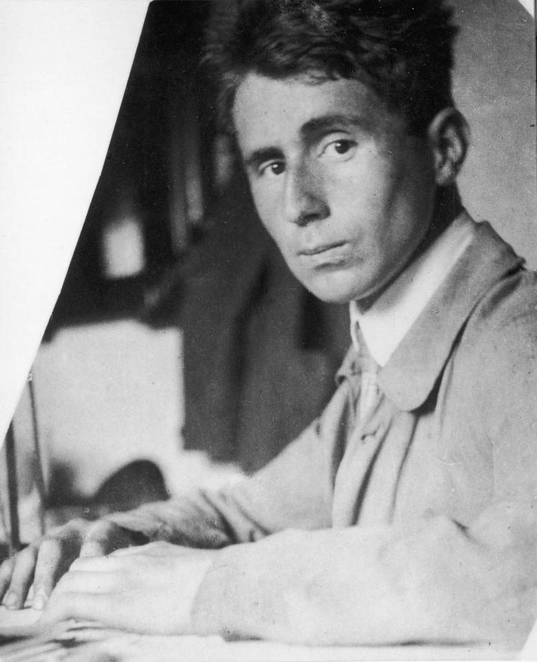 Bertolt Brecht_1920