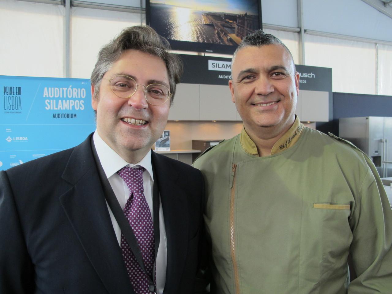 Duarte Calvão & Leonel Pereira