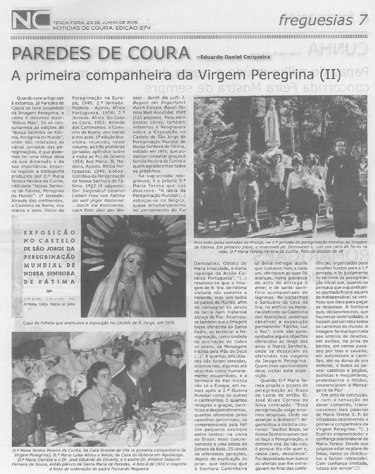 Artigo Noticias de Coura 1