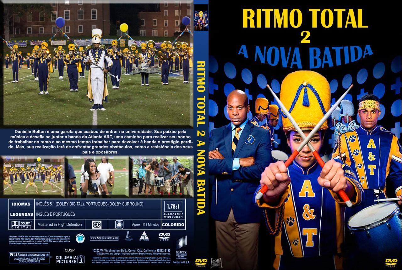 Ritmo Total 2 A Nova Batida - Capa Filme DVD.jpg