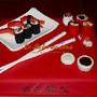 Os Bolos da Ana [***] - 046_b Bolo 3D Sushi