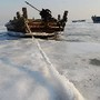 CHINA SEA ICE