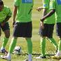 Seleção em Óbidos
