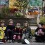 Halloween em Silver Spring, Maryland, EUA