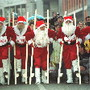 Bosnia-santa Claus Race