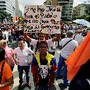Manifestação contra o governo, Venezuela