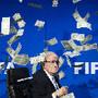 Blatter nas teias da corrupção