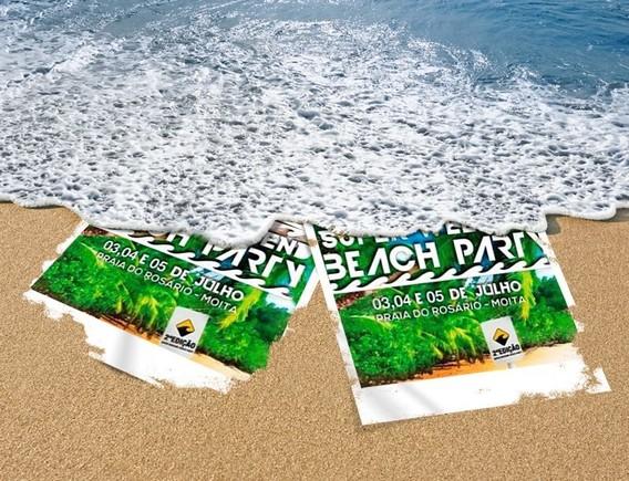 Super Weekend Beach Party