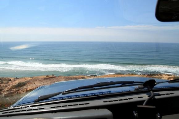 O Patrol a ver o Mar
