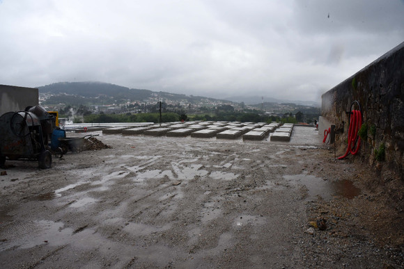 Ampliação do cemitério de Riba de Ave