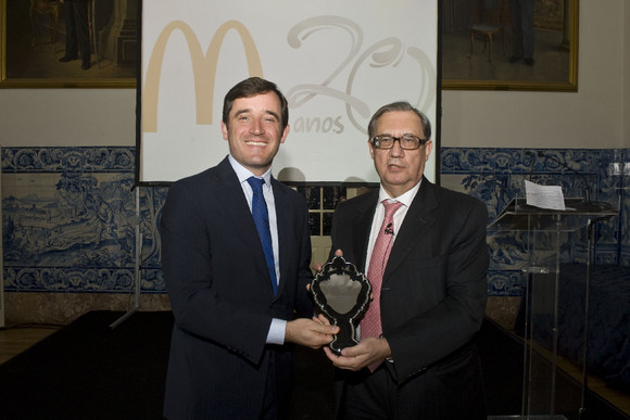 McDonald's_Best Company for Leadership Portugal_Dr