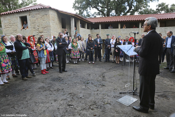 abertura ao público Mosteiro S. João d Arga (3)
