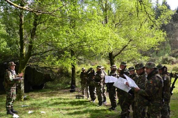 Exercício militar (1)