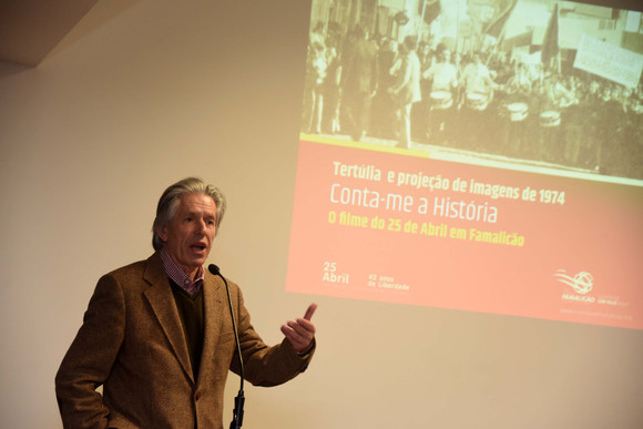 Artur Sá da Costa coordena o projeto Cona-me a Hi