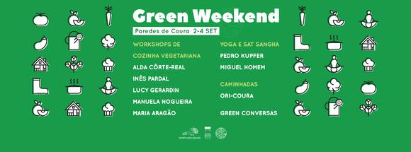 Green Weekend - Paredes de Coura