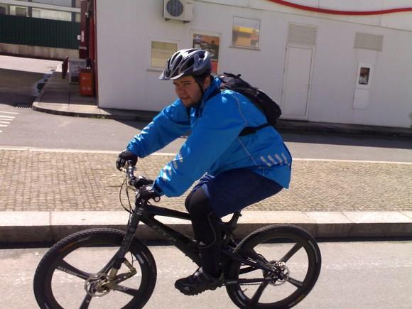 paulo p. a pedalar