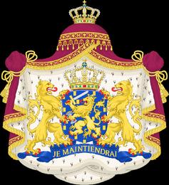 27 Brasão Real da Holanda