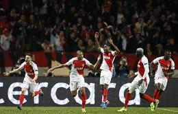 A festa do 1.º golo do Mónaco