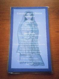 cartão de oração 1