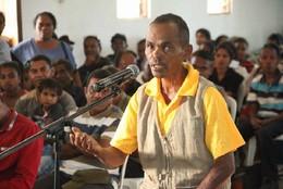 Diálogu Prezidente TMR ho komunidade Suku Asumau