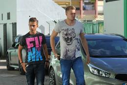 Lukas e Pelkas são reforços do Vitória de Setú