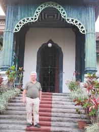 Henrique, Casa Museu de Loutolim, Goa.JPG