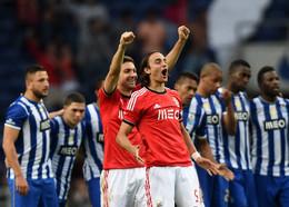 Benfica na final da Taça da Liga