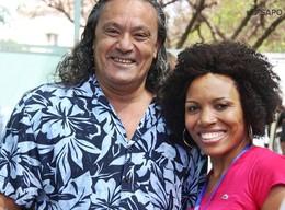 Lura e Tchalé Figueira no AME 2015