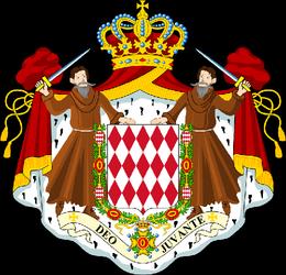 31 Brasão do Mónaco