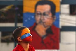 1.º Aniversário da Morte de Hugo Chavez, Venezue