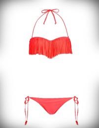 Bikini com cadilhos Blanco