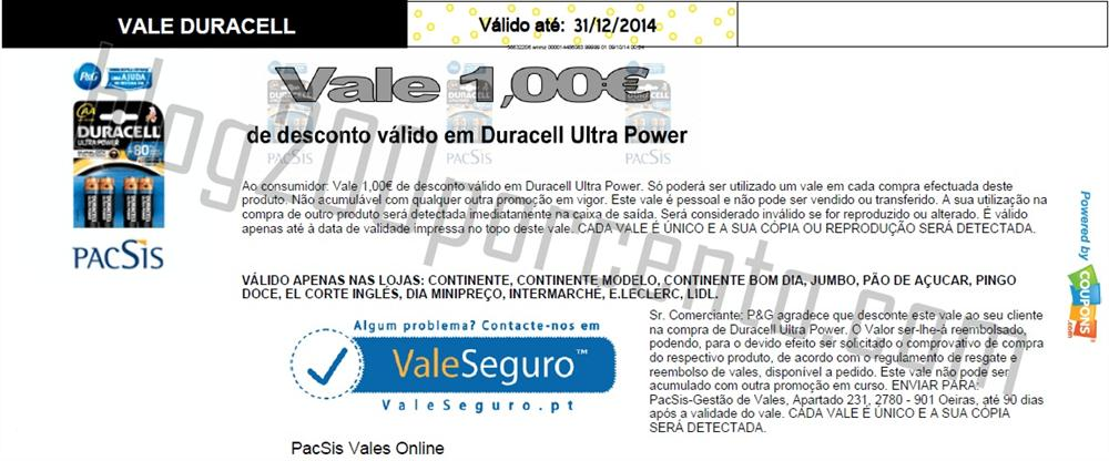 vale duracell