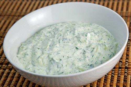 Tzatziki (Greek Cucumber Salad) 500.jpg