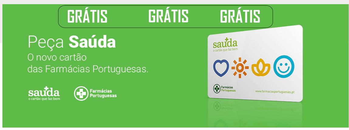 Amostras Farmácias Portuguesas - Cartão Saúda 18578628_I3q07