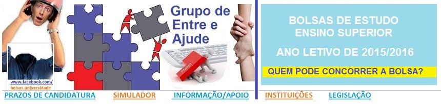 Bolsas de Estudo_Ensino Superior_2015_2016_Elegibi