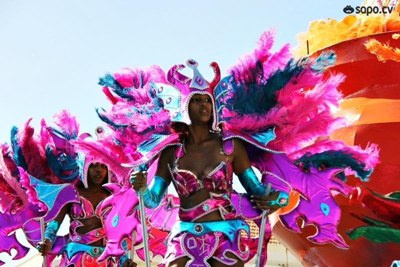 Desfile Flores do Mindelo