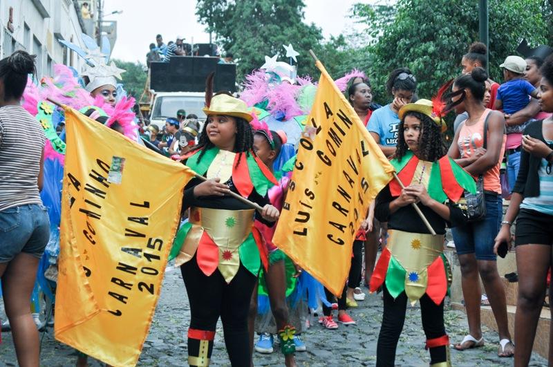 Carnaval São Nicolau | Desfile das Escolas