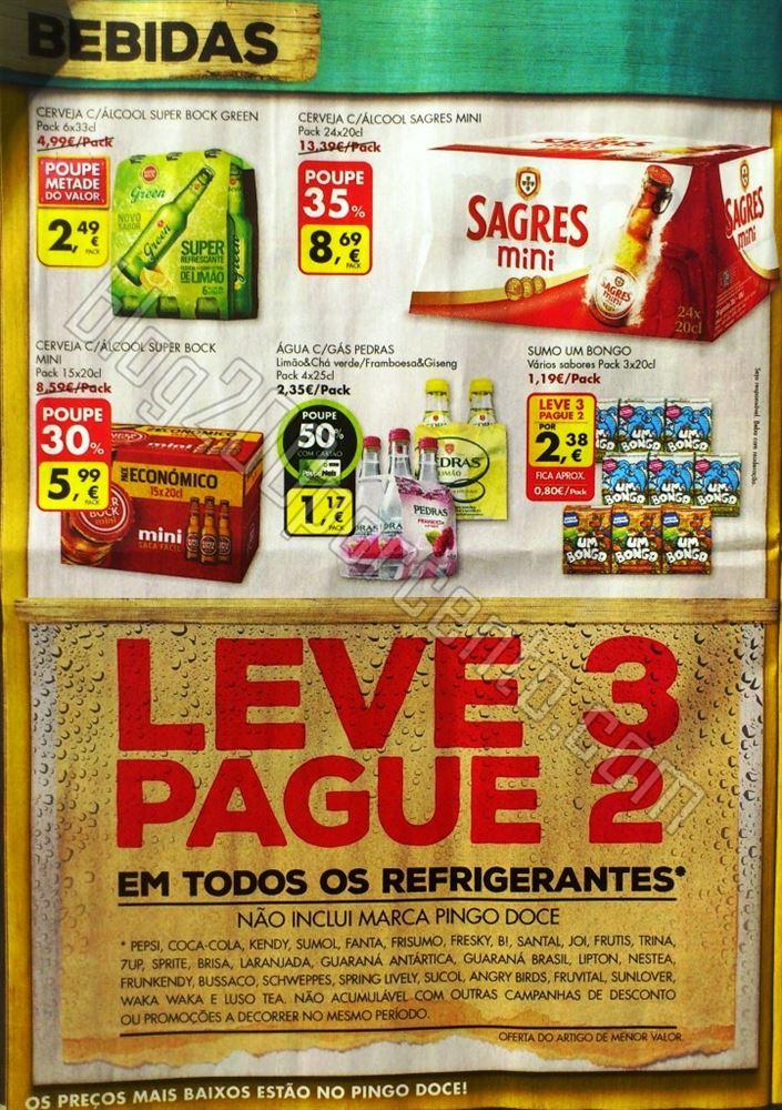Antevisão Folheto PINGO DOCE Semana de 13 a 19 ja