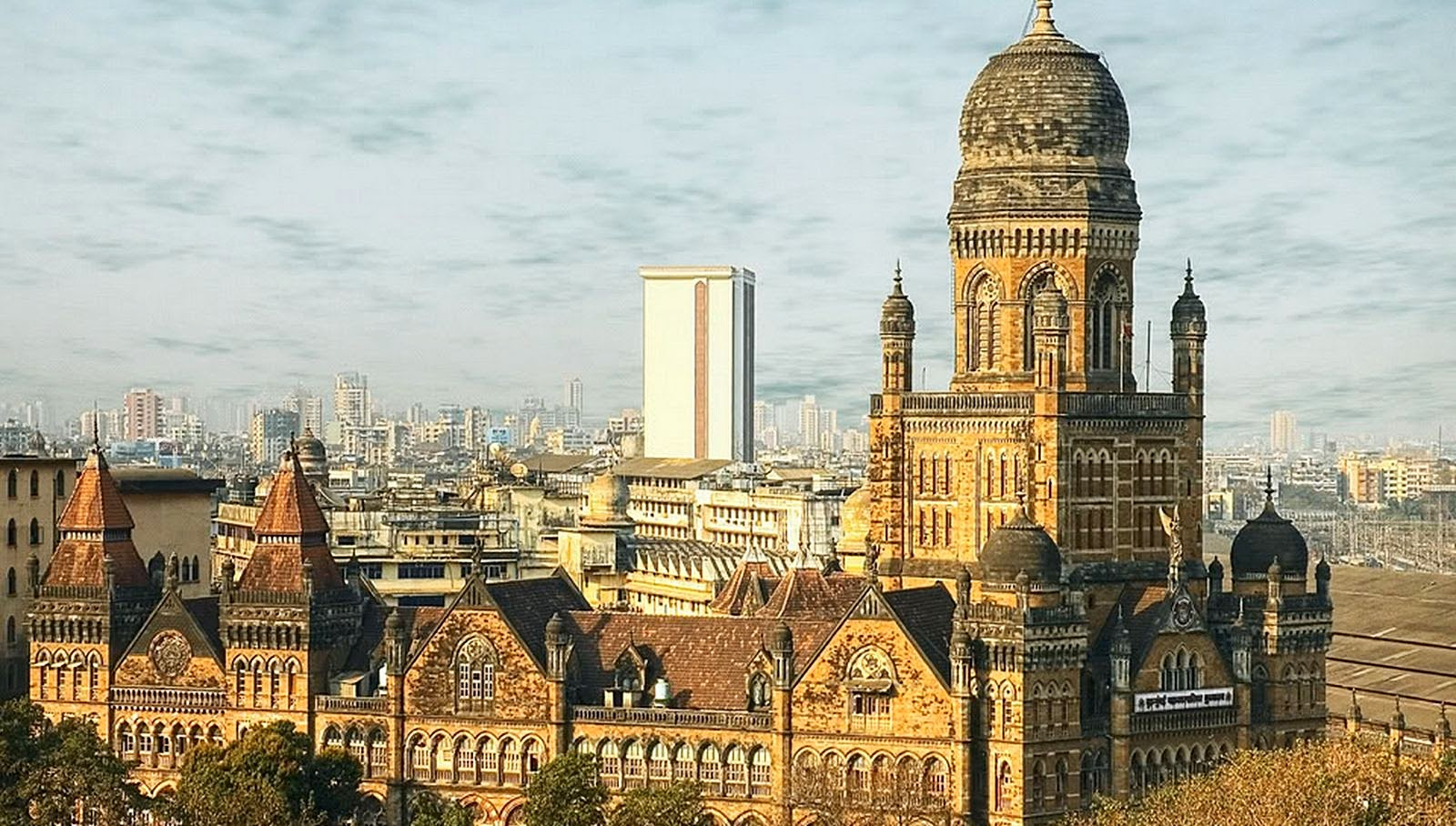 Garcia de Orta recebeu a cidade de Bombaim como pr