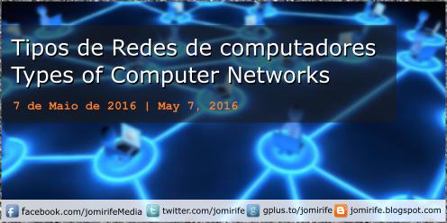 Blog Post: Tipos de Redes de computadores