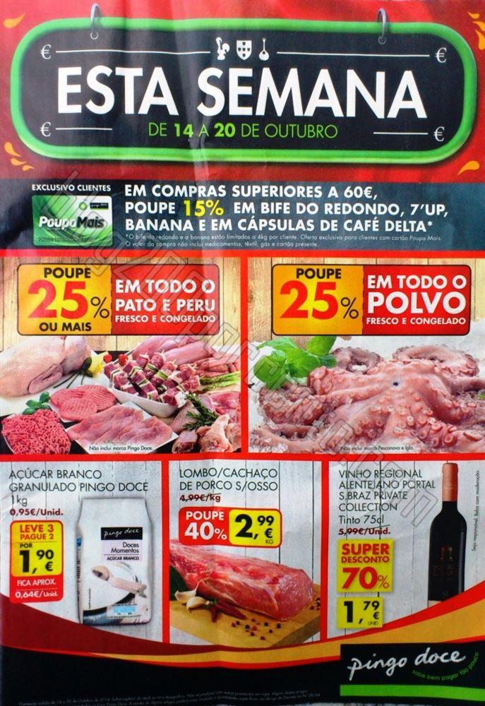 Promoções Esta Semana PINGO DOCE antevisão folh